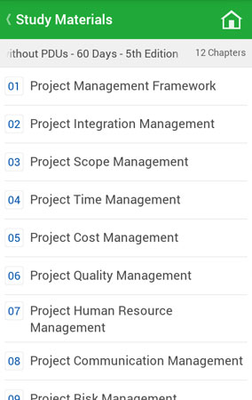 Free Mobile Apps - PMP